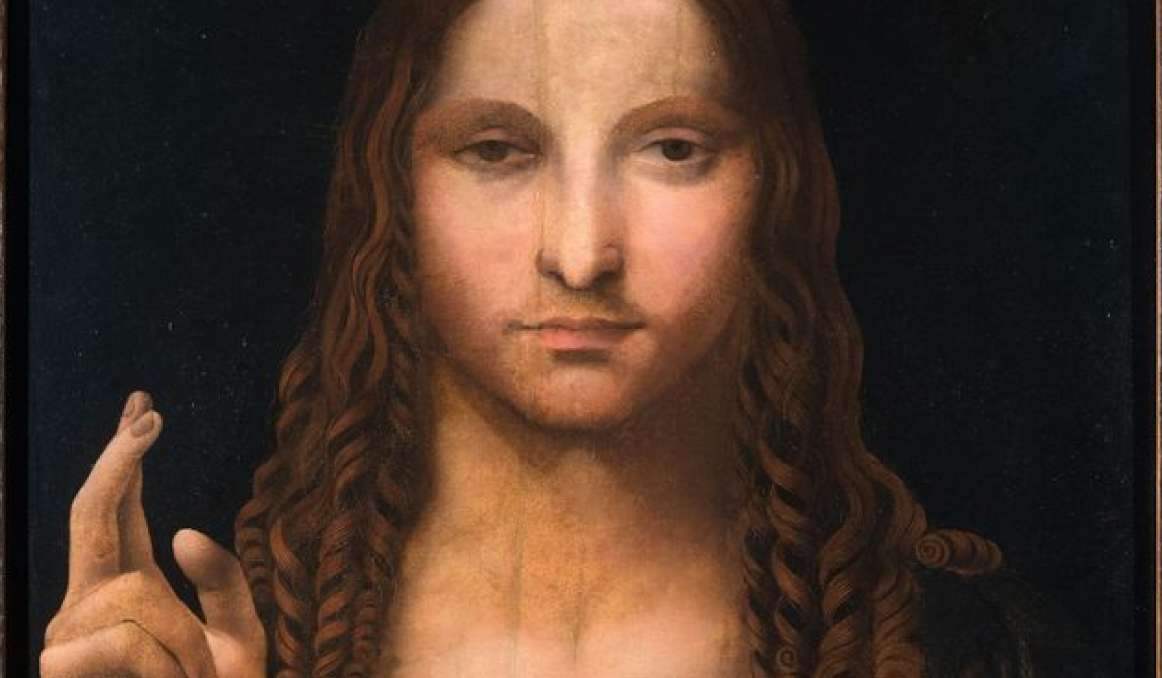 Stolen Salvator Mundi recovered in Naples apartment